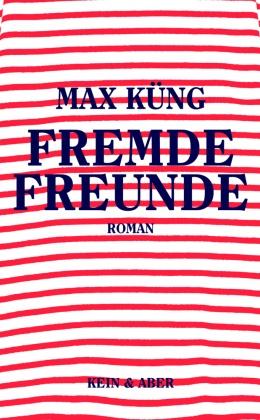 Max Küng - Fremde Freunde - Roman