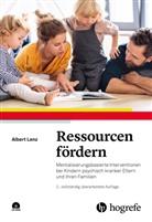 Albert Lenz - Ressourcen fördern, m. CD-ROM