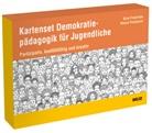 Birte Friedrichs, Nikola Poitzmann - Kartenset Demokratiepädagogik für Jugendliche