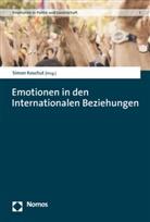 Simo Koschut, Simon Koschut - Emotionen in den Internationalen Beziehungen