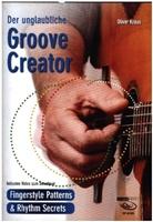 Oliver Kraus, FINGERPRINT - Der unglaubliche Groove Creator