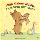Annette Bourland, Kit (Illustr.) Chase, Kit Chase - Mein kleiner Schatz, Gott liebt dich sehr