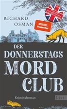 Richard Osman - Der Donnerstagsmordclub