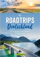 Ellen Astor, Sabin Durdel-Hoffmann, Sabine Durdel-Hoffmann, Miriam Eckert, Peter Göbel, Udo Haafke... - Roadtrips Deutschland