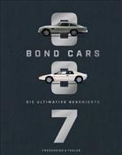 Jason Barlow - Bond Cars