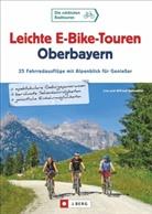 Lis Bahnmüller, Wilfried Bahnmüller, Wilfried und Lisa Bahnmüller, Be, Peter Berthold, Peter Prof. Dr. Berthold... - Leichte E-Bike-Touren Oberbayern