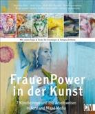Wilfried und Lisa Bahnmüller, Peter Prof. Dr. Berthold, Angelik Biber, Angelika Biber, Stefanie Bisping, Gotlind Dr. Blechschmidt... - Frauen Power in der Kunst