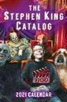 Dave Hinchberger, Glenn Chadbourne - 2021 Stephen King Catalog Desktop Calendar: Stephen King Goes to the Movies