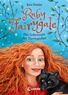 Kira Gembri, Verena Körting, Loew Kinderbücher, Loewe Kinderbücher - Ruby Fairygale (Band 3) - Das Geheimnis der Tierwandler