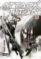 Hajime Isayama - Attack on Titan. Bd.33