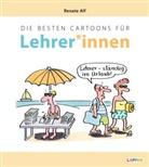 Renate Alf - Die besten Cartoons für Lehrer*innen