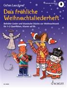 Gefion Landgraf, Andreas Schürmann - Das fröhliche Weihnachtsliederheft