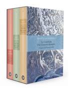 Dante Alighieri, Dante Alighieri - La Commedia / Die Göttliche Komödie, 3 Bde.