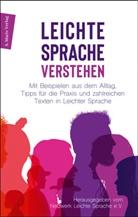 Leichte Sprache, Netzwer Leichte Sprache, Nadin Lindner, Nadine Lindner, Netzwerk Leichte Sprache - LEICHTE SPRACHE verstehen