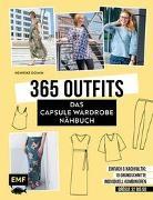 Henrike Domin - 365 Outfits - Das Capsule Wardrobe Nähbuch