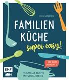 Cora Wetzstein - Familienküche - super easy!
