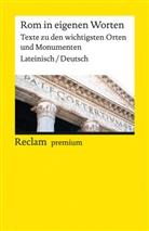 Michae Mohr, Michael Mohr - Rom in eigenen Worten. Texte zu den wichtigsten Orten und Monumenten