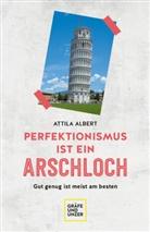 Attila Albert - Perfektionismus ist ein Arschloch
