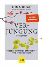 Domini Duscher, Dominik Duscher, Dominik (Dr. Dr. med.) Duscher, Margit Rüdiger, Nin Ruge, Nina Ruge - Verjüngung ist möglich