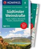 Mark Zahel - KOMPASS Wanderführer Südtiroler Weinstraße