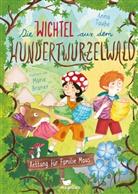 Anna Taube, Marie Braner - Die Wichtel aus dem Hundertwurzelwald - Rettung für Familie Maus