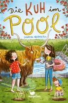 Sandra Niermeyer, Caroline Opheys - Die Kuh im Pool
