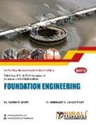 Shrikants. Jahagirdar - FOUNDATION ENGINEERING