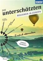 Claudia Banck, Jens Bey, Jens u a Bey, Klau Bötig, Klaus Bötig, Nicoletta De Rossi... - Die Unterschätzten Regionen in Europa