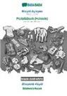 Babadada Gmbh - BABADADA black-and-white, Kreyòl Ayisyen - Plattdüütsch (Holstein), diksyonè vizyèl - Bildwöörbook