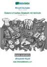 Babadada Gmbh - BABADADA black-and-white, Kreyòl Ayisyen - Österreichisches Deutsch mit Artikeln, diksyonè vizyèl - das Bildwörterbuch