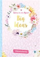 ViktoriaSarina - Spring in eine Pfütze! Notizbuch Big Ideas