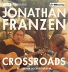 Jonathan Franzen, Sascha Rotermund - Crossroads, 3 Audio-CD, MP3 (Hörbuch)