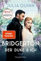 Julia Quinn - Bridgerton - Der Duke und ich