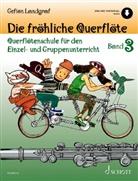 Gefion Landgraf, Andreas Schürmann - Die fröhliche Querflöte