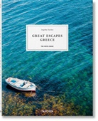 Angelik Taschen, Angelika Taschen - Great Escapes Greece. The Hotel Book