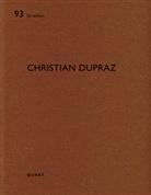 Heinz Wirz - Christian Dupraz