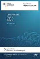 Bundesamt für Sicherheit in der Informationstechnik BSI, Bundesam für Sicherheit in der Informatio - Deutschland. Digital. Sicher.