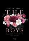 Briana B Sinners, Briana B. Sinners, Federherz Verlag, Federher Verlag - THE BOYS 2