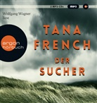 Tana French, Wolfgang Wagner - Der Sucher, 2 Audio-CD, MP3 (Hörbuch)