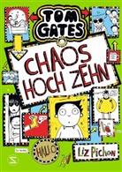 Liz Pichon, Liz Pichon - Tom Gates - Chaos hoch zehn