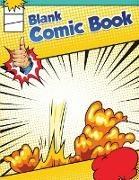 MT Comics Publising - Blank Comic Book