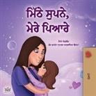 Shelley Admont, Kidkiddos Books - Sweet Dreams, My Love (Punjabi Book for Kids - Gurmukhi)