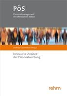 Andrea Gourmelon, Andreas Gourmelon - Innovative Ansätze der Personalwerbung