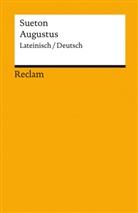 Sueton, Dietma Schmitz, Dietmar Schmitz - Augustus