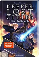 Shannon Messenger - Keeper of the Lost Cities - Der Aufbruch (Keeper of the Lost Cities 1)
