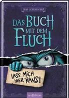 Jens Schumacher, Thorsten Berger - Das Buch mit dem Fluch - Lass mich hier raus! (Das Buch mit dem Fluch 1)