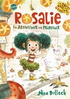 Nina Dulleck, Nina Dulleck - Rosalie. Ein Abenteuer zum Frühstück