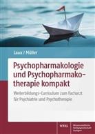 E Müller, Ger Laux, Gerd Laux, Walter E. Müller - Psychopharmakologie und Psychopharmakotherapie kompakt