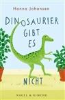 Hanna Johansen - Dinosaurier gibt es nicht