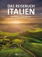 Andrea Behrmann, Eugen Hüsler, Eugen E. Hüsler, Dagmar Kluthe, Julia Landgrebe, Julia Lorenzer... - Das Reisebuch Italien